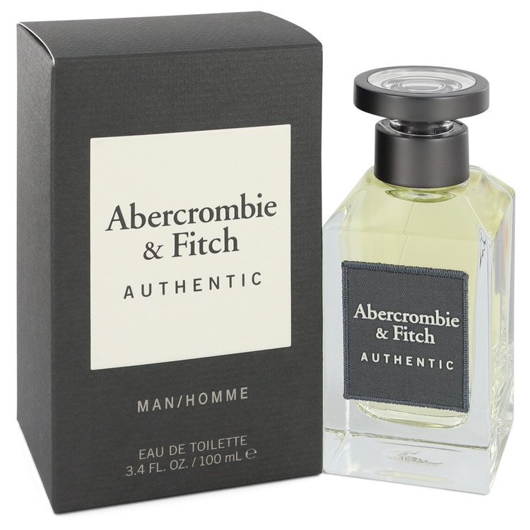 Image of Abercrombie & Fitch Authentic by Abercrombie & Fitch Eau de Toilette Spray 100 ml