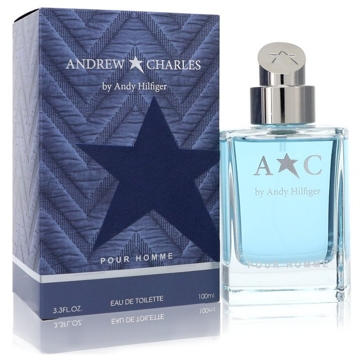Image of Andrew Charles by Andy Hilfiger Eau de Toilette Spray 100 ml