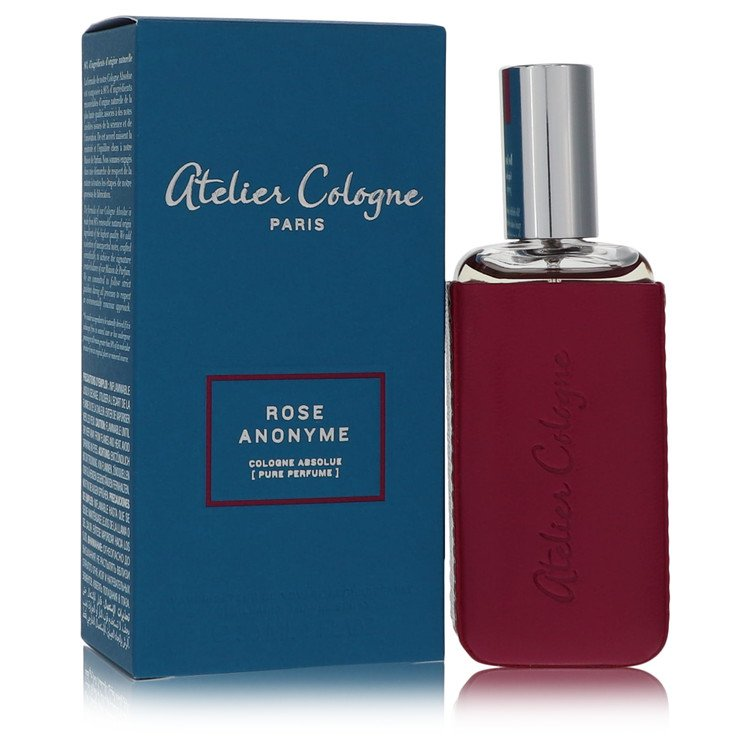 Image of Rose Anonyme by Atelier Cologne Pure Perfume Spray (Unisex) 30 ml