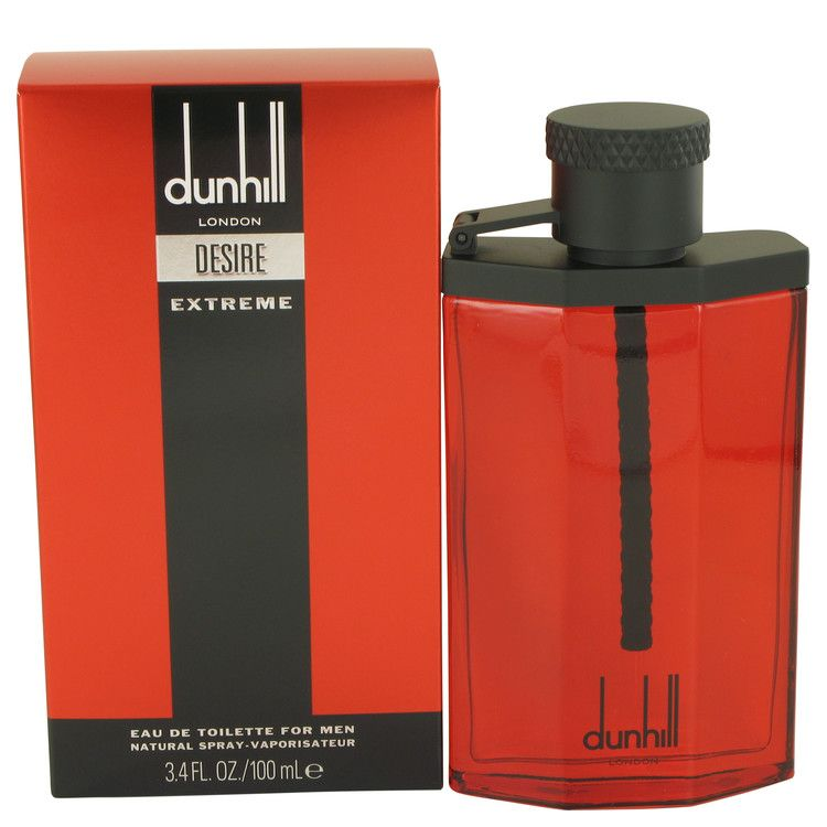 Image of Desire Red Extreme by Alfred Dunhill Eau de Toilette Spray 100 ml