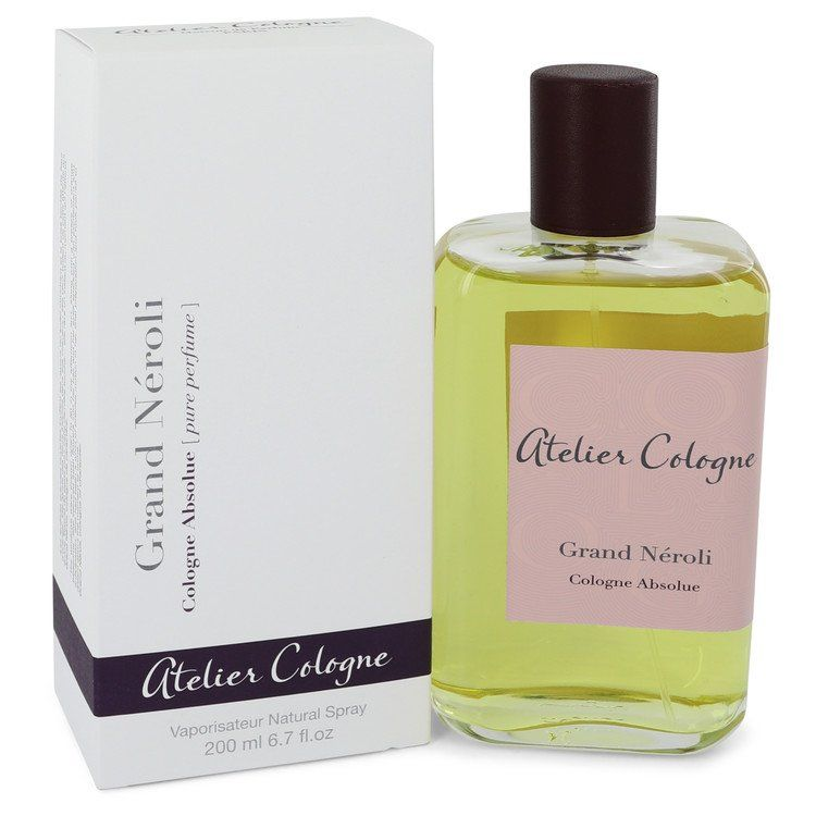 Image of Grand Neroli by Atelier Cologne Pure Perfume Spray 200 ml
