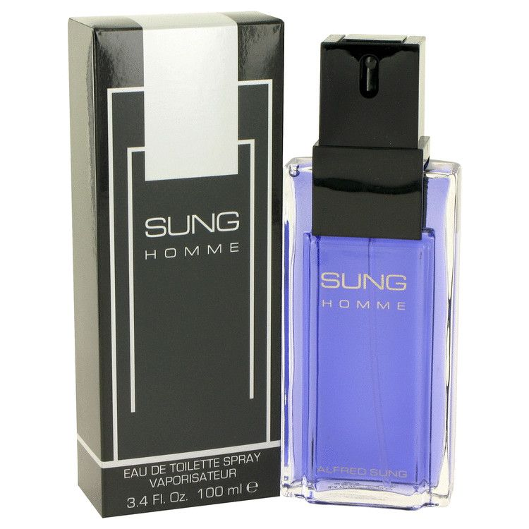 Image of Alfred SUNG by Alfred Sung Eau de Toilette Spray 100 ml