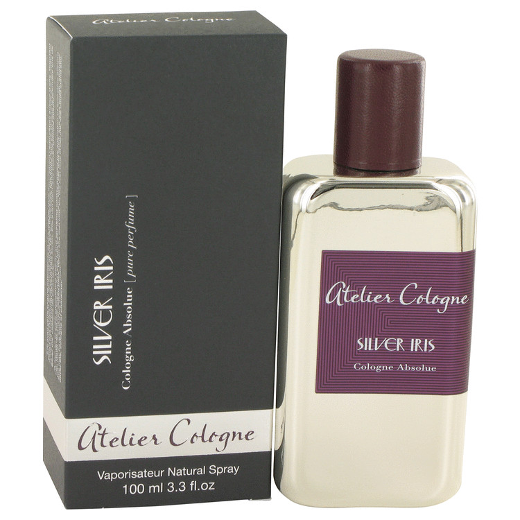 Image of Silver Iris by Atelier Cologne Pure Perfume Spray 100 ml